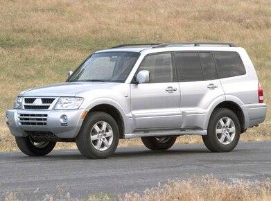 2006 Mitsubishi Montero Pricing, Reviews & Ratings   Kelley