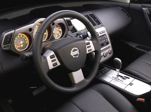 2006 Nissan Murano Values Cars For Sale Kelley Blue Book