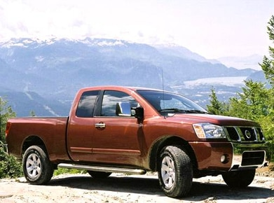 2006 Nissan Titan King Cab | Pricing, Ratings, Expert Review