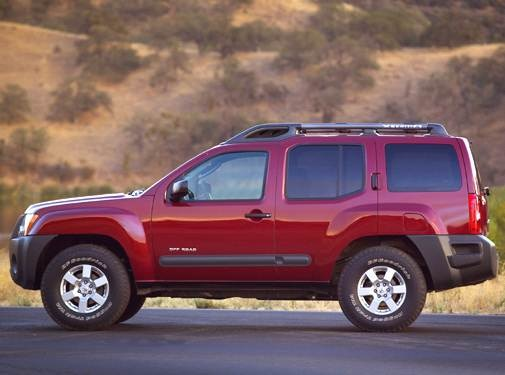 2006 Nissan Xterra   Pricing, Ratings, Expert Review