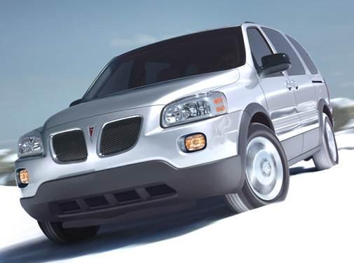 2006 Pontiac Montana Values Cars For Sale Kelley Blue Book
