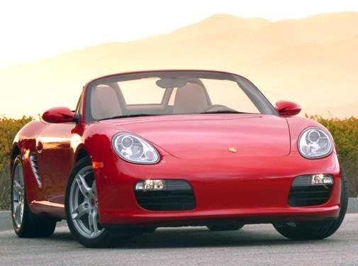 2006 Porsche Boxster Values Cars For Sale Kelley Blue Book