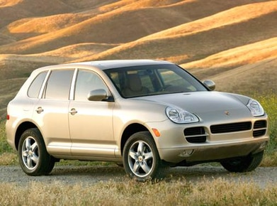 2006 Porsche Cayenne Pricing Reviews Ratings Kelley