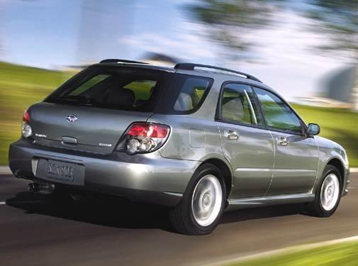 2006 Subaru Impreza | Pricing, Ratings, Expert Review | Kelley Blue Book