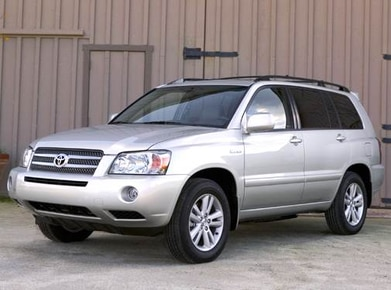 2006 Toyota Highlander | Pricing, Ratings, Expert Review