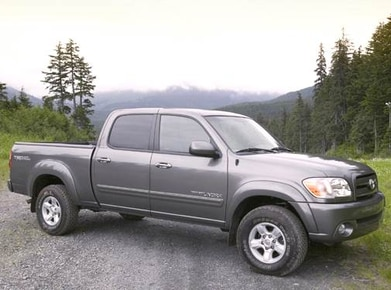 2006 Toyota Tundra Double Cab | Pricing, Ratings, Expert