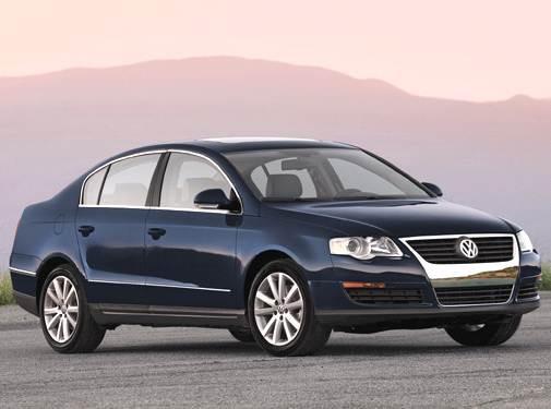 2006 Volkswagen Passat   Pricing, Ratings, Expert Review   Kelley