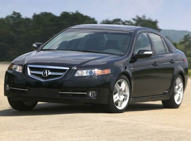 Used 2007 Acura Tl Values Cars For Sale Kelley Blue Book