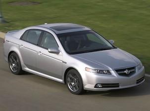 Used 2007 Acura Tl Type S Sedan 4d Prices Kelley Blue Book