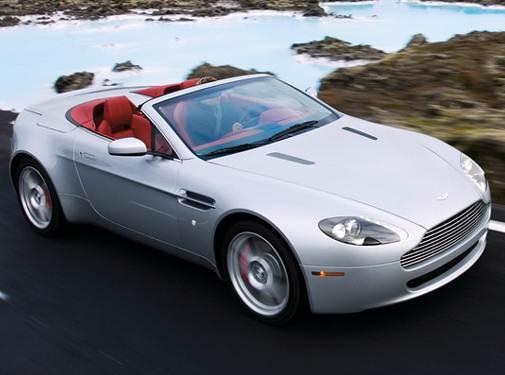2007 Aston Martin Vantage Values Cars For Sale Kelley Blue Book