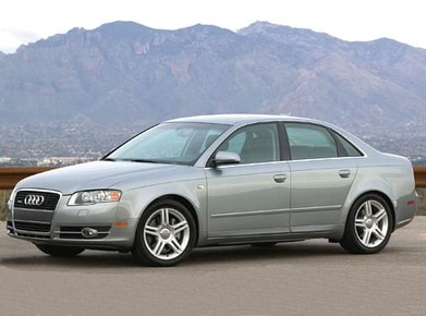 2007 Audi A4 | Pricing, Ratings, Expert Review | Kelley Blue