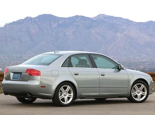 Audi A4 Oil Change Cost >> 2007 Audi A4 Pricing Ratings Expert Review Kelley Blue Book