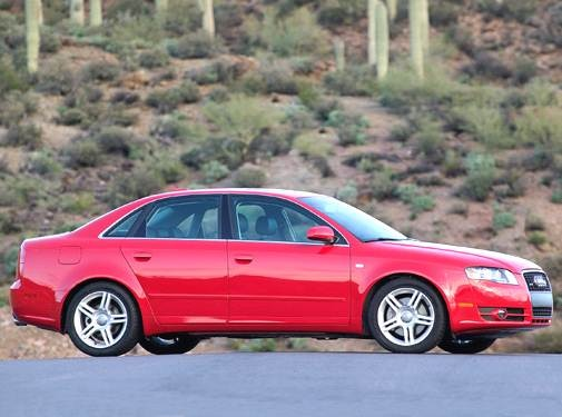 2007 Audi A4 | Pricing, Ratings, Expert Review | Kelley Blue Book