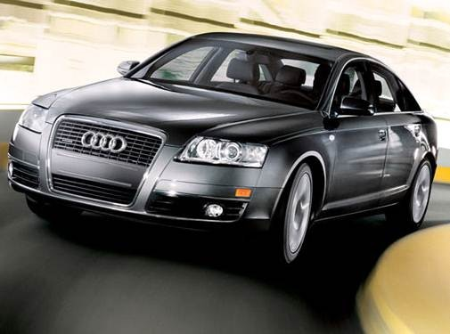 2007 Audi A6 | Pricing, Ratings, Expert Review | Kelley Blue Book