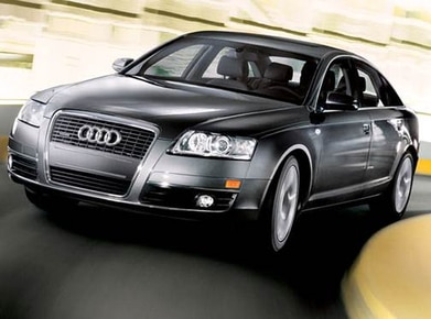 2007 Audi A6   Pricing, Ratings, Expert Review   Kelley Blue Book