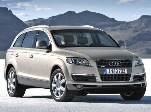 Astonishing 2007 Audi Q7 Pricing Reviews Ratings Kelley Blue Book Pdpeps Interior Chair Design Pdpepsorg