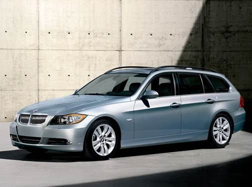2007 BMW 3 Series | Pricing, Ratings, Expert Review | Kelley Blue Book
