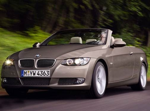 Used 2007 Bmw 3 Series 328i Convertible 2d Prices Kelley Blue Book