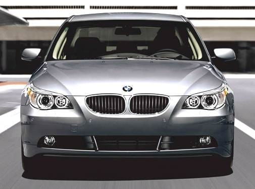 2007 BMW 5 Series | Pricing, Ratings, Expert Review | Kelley Blue Book