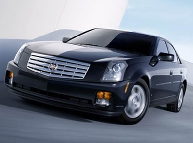 2007 Cadillac CTS | Pricing, Ratings, Expert Review | Kelley