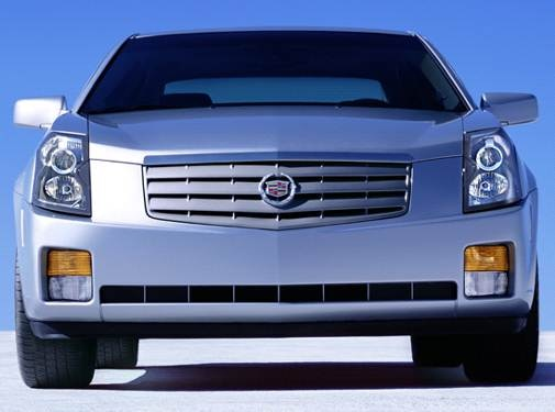 2007 Cadillac CTS | Pricing, Ratings, Expert Review | Kelley Blue Book