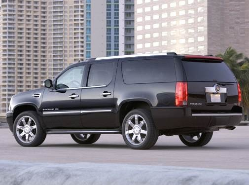 2007 Cadillac Escalade Esv Values Cars For Sale Kelley Blue Book