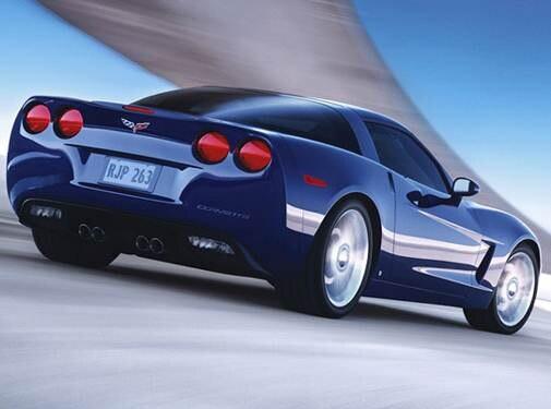 2007 Chevrolet Corvette | Pricing, Ratings, Expert Review
