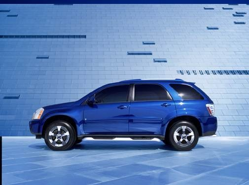 2007 Chevrolet Equinox | Pricing, Ratings, Expert Review