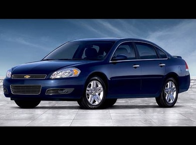 2007 Chevrolet Impala | Pricing, Ratings, Expert Review