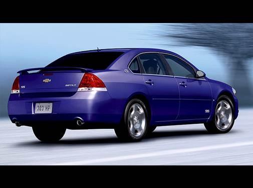 Used 2007 Chevrolet Impala Ls Sedan 4d Prices Kelley Blue Book