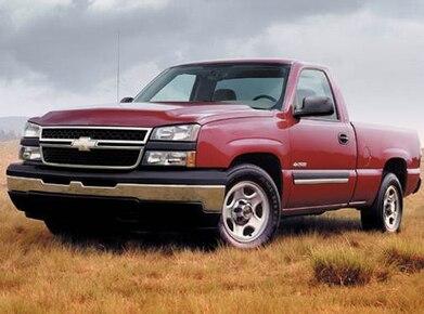 Kbb Classic Car Value >> 2007 Chevrolet Silverado (Classic) 1500 Regular Cab | Pricing, Ratings, Expert Review | Kelley ...