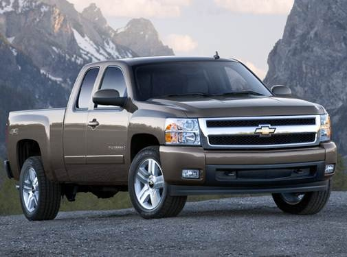 2007 Chevrolet Silverado 1500 Extended Cab | Pricing, Ratings