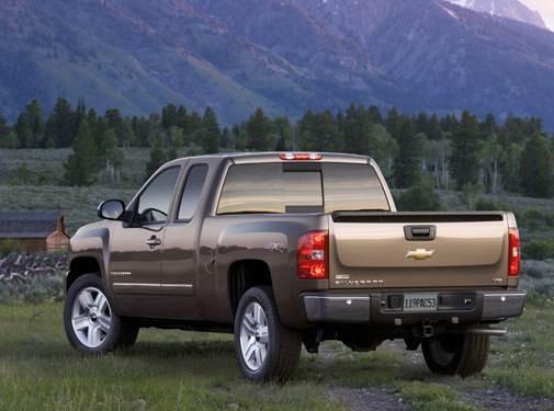 2007 Chevrolet Silverado 1500 Extended Cab >> 2007 Chevrolet Silverado 1500 Extended Cab Pricing Ratings