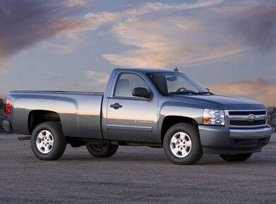 2007 Chevrolet Silverado 1500 Pricing Reviews Ratings