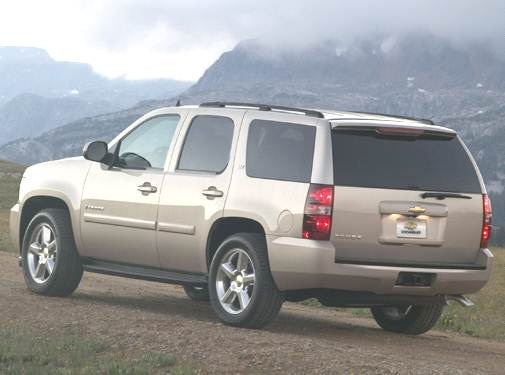 2007 Chevrolet Tahoe Values Cars For Sale Kelley Blue Book