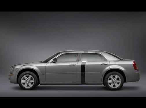 2007 Chrysler 300 Values Cars For Sale Kelley Blue Book
