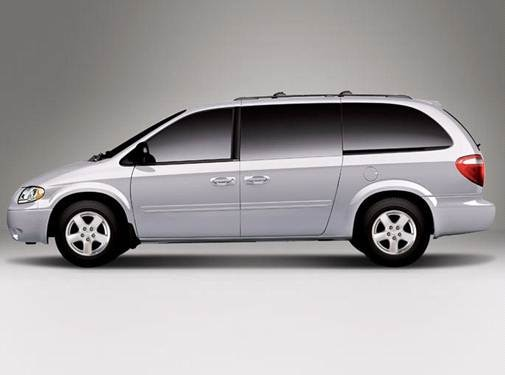 2007 Dodge Caravan Passenger | Pricing, Ratings, Expert
