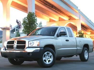 2007 Dodge Dakota Club Cab | Pricing, Ratings, Expert Review