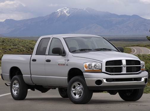 2008 Dodge Ram 1500 Quad Cab | Pricing, Ratings, Expert Review