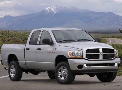 2007 Dodge Ram 2500 Quad Cab | Pricing, Ratings, Expert