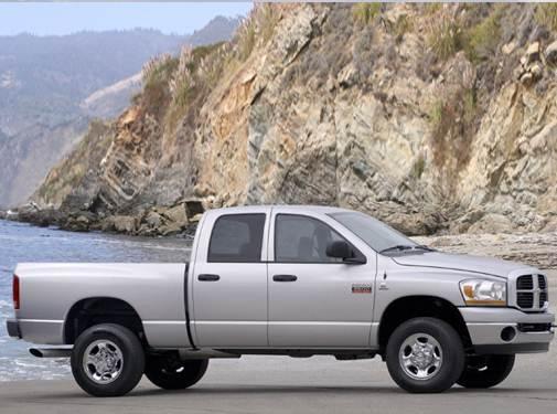 2007 Dodge Ram 2500 Quad Cab | Pricing, Ratings, Expert Review