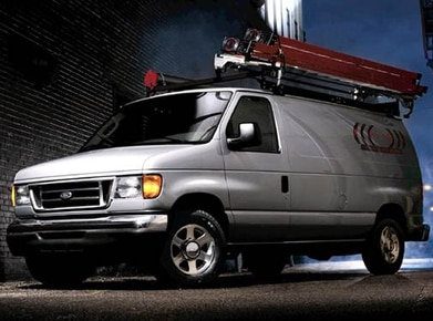 2007 Ford E350 Super Duty Cargo | Pricing, Ratings, Expert