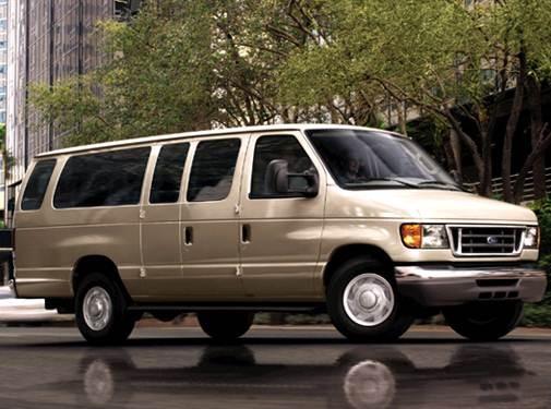 2007 Ford E350 Super Duty Passenger | Pricing, Ratings, Expert