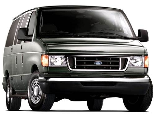 2007 Ford E350 Super Duty Passenger | Pricing, Ratings, Expert