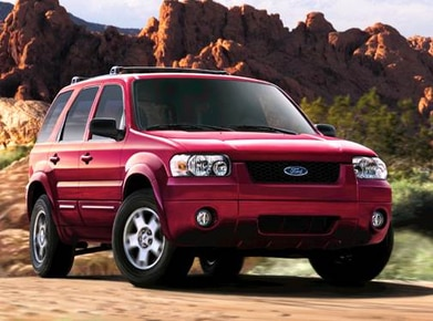 2007 Ford Escape Xlt >> 2007 Ford Escape Pricing Reviews Ratings Kelley Blue Book