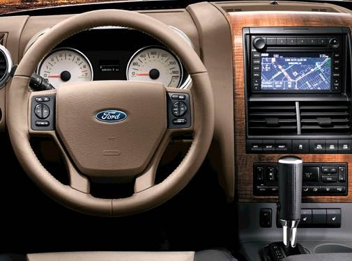 2007 Ford Explorer   Pricing, Ratings, Expert Review