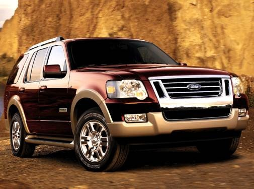 2007 Ford Explorer | Pricing, Ratings, Expert Review | Kelley Blue Book