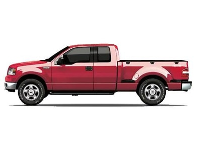 2007 Ford F150 Super Cab | Pricing, Ratings, Expert Review | Kelley Up Er Wiring Diagram Ford F Super Duty Truck on