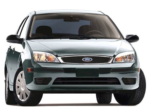 2007 Ford Focus | Pricing, Ratings, Expert Review | Kelley Blue Book