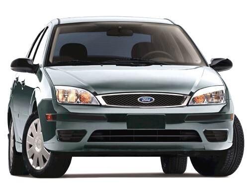 Front Window Regulator Compatible with 2000-2007 Ford Focus Manual 4-Door//5-Door Driver Side